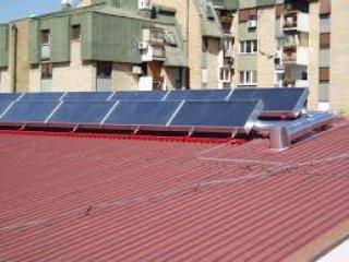 Solarno grijanje.